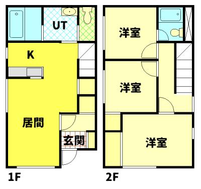 永山6-6戸建 A 写真2