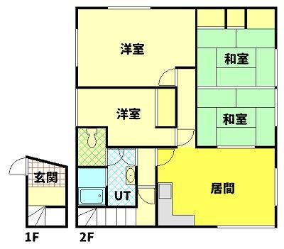 永山8-17(2F住居) 写真2