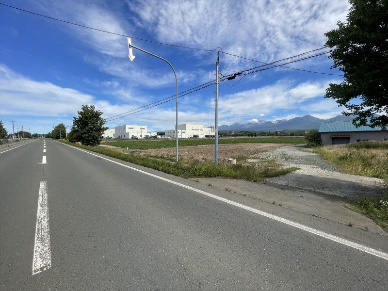 上富良野町東1線北22号土地 写真6